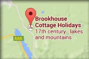 Find Brook House near Keswick